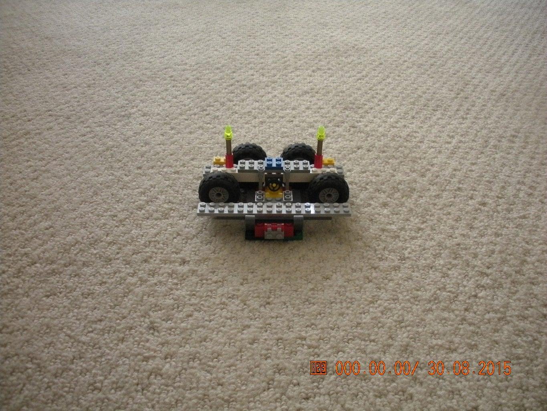 Lego Plane-Car