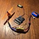 Micro:bit - Controlling a Brushless Motor