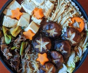 Sukiyaki(日本牛肉火锅)