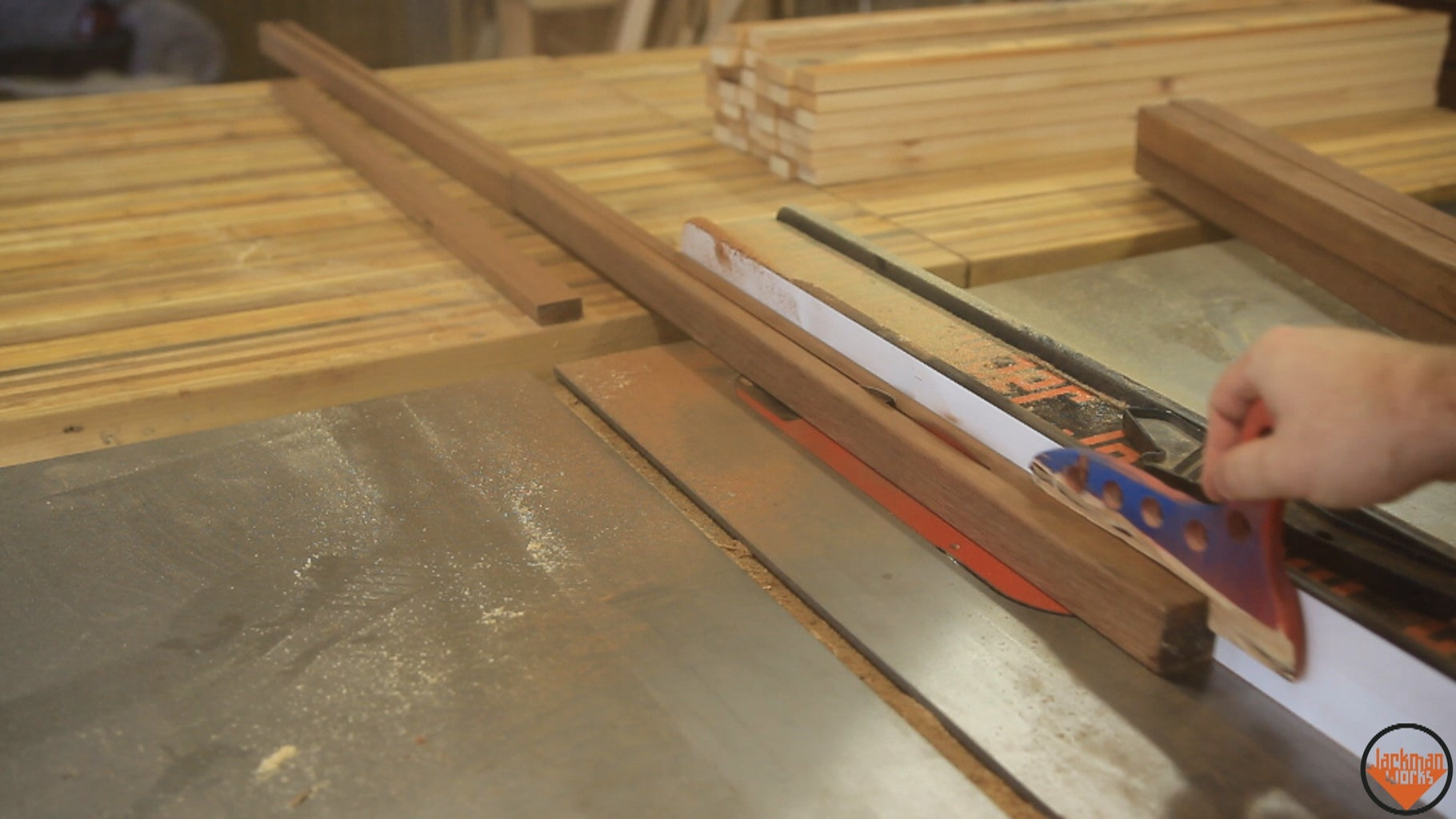 Rough Materials & Sizing