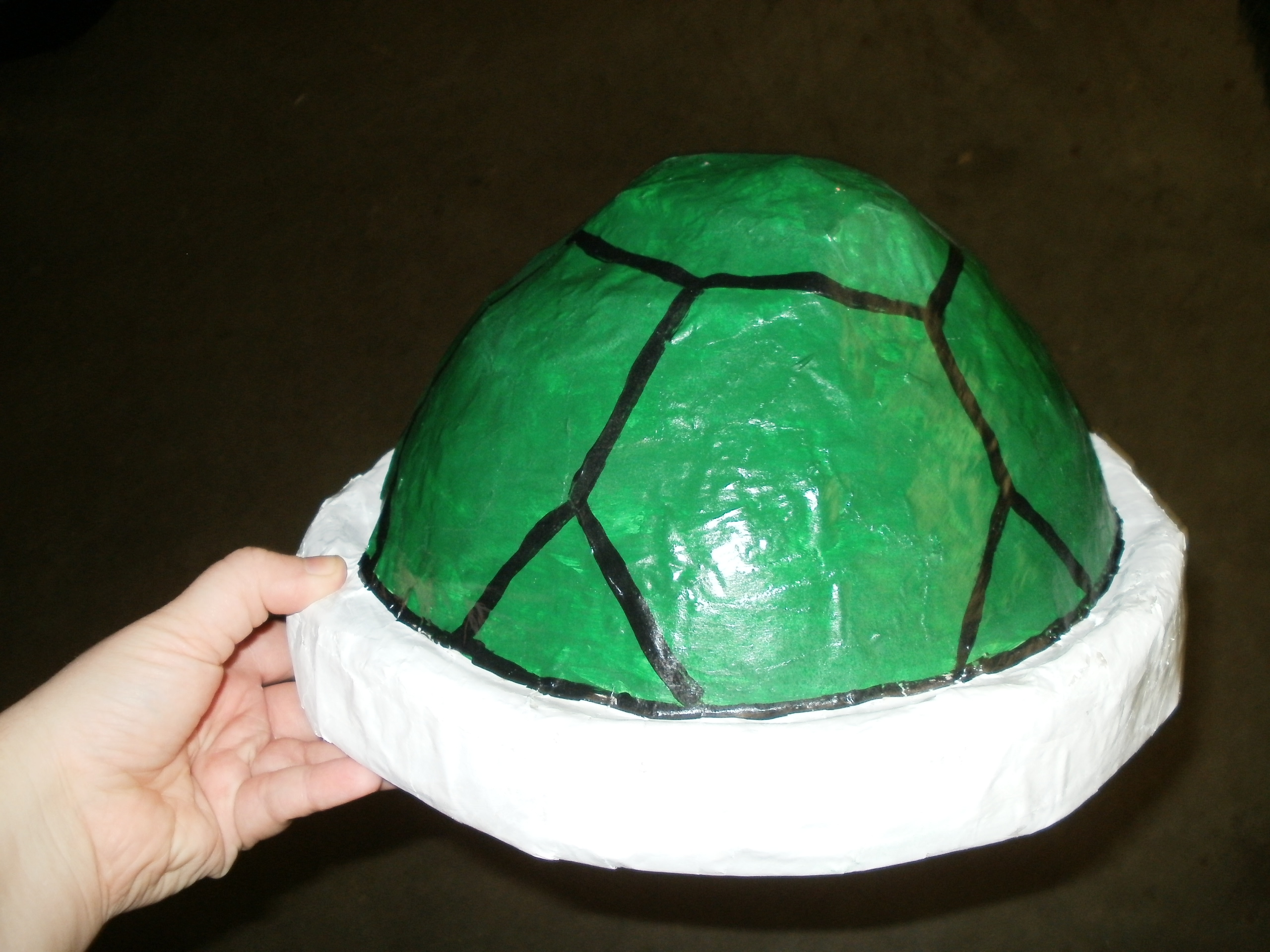 Super Mario Brother's Turtle Shell