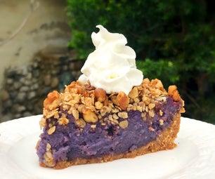枫紫色馅饼