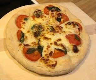 Homemade Pizza & Calzone Dough - Leo's Kitchen