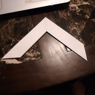 Making an Origami Boomerang