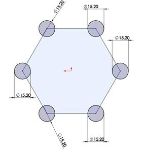 Designing the Hex Tile