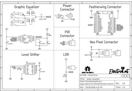 Electronics: Schematic
