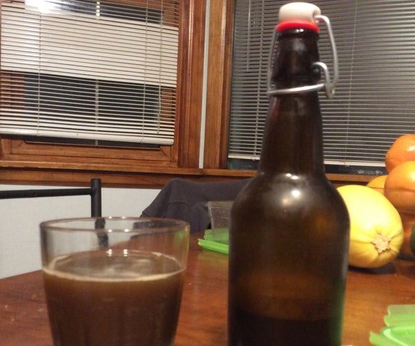 Old-Fashioned Root Beer