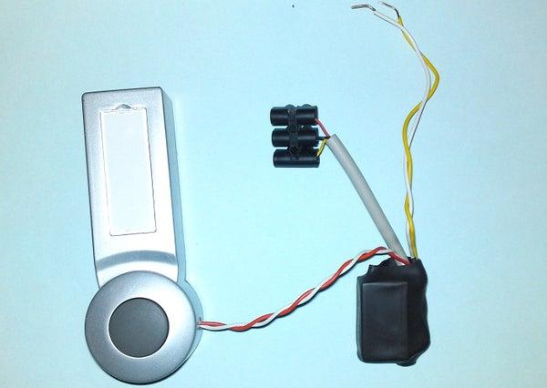 Doorbell to Arduino 'Interface'