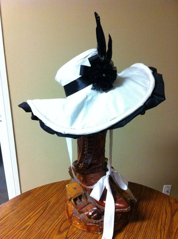 The Derby Hag (Hat/Bag)