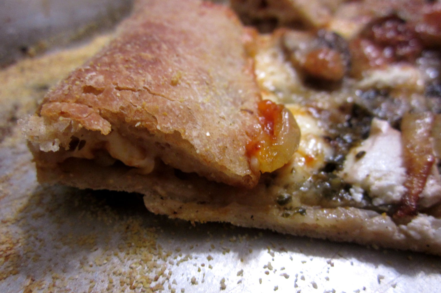 PIZZA-CEPTION: Pizza-Stuffed Crust Pizza! (with Vegetarian and Plain Cheese Options!)