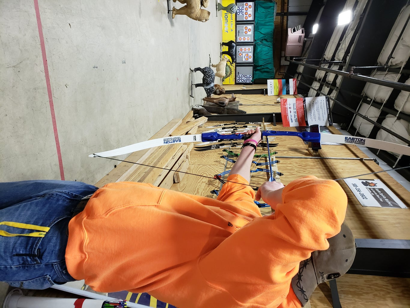 How to Shoot a BareBow