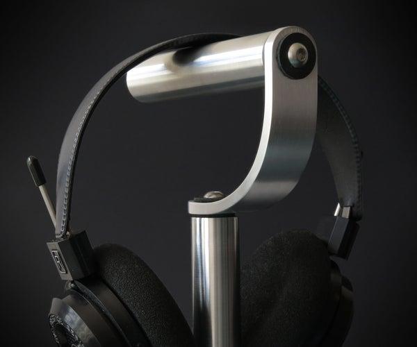 Modular Headphone Stand