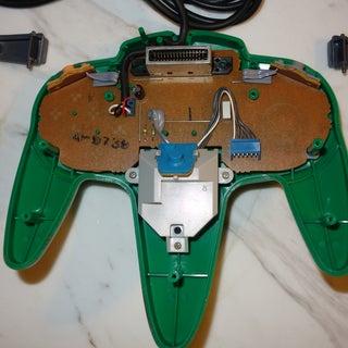 Loose Nintendo 64 Thumbstick  Repair