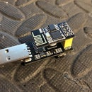 ESP-01 Programmer From UART