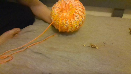 Making the Pumpkin Look More Like a Pumpkin Part 2
