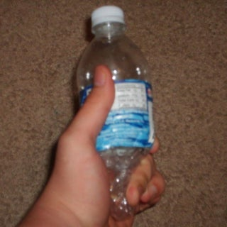 Powerful Water Bottle Gun