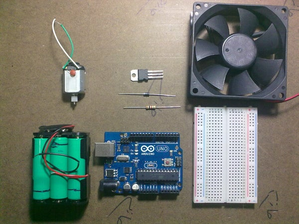 Use Arduino With TIP120 Transistor to Control Motors and High Power Devices
