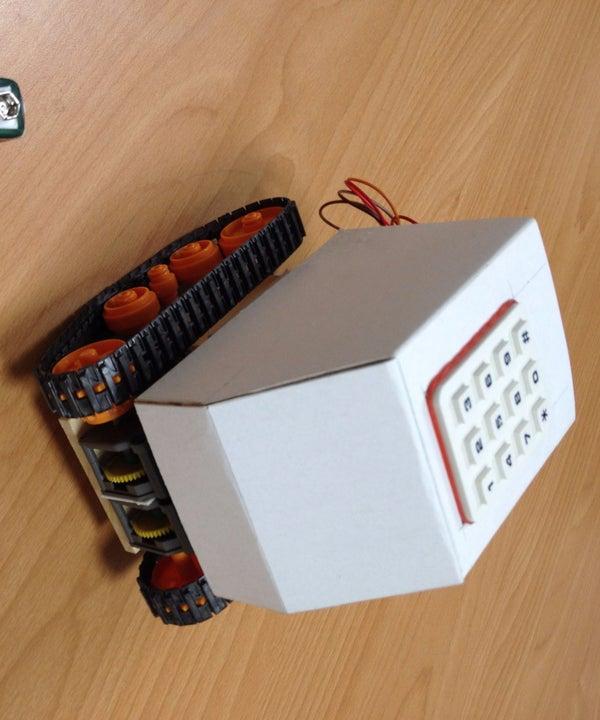 Programmable Electric Vehicle(Arduino+TAMIYA)