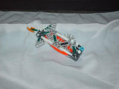 Knex Locking Switchblade Knife