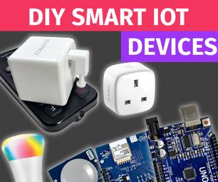 DIY Smart Plug and Bulb on Tuya IoT | Adaprox Fingerbot