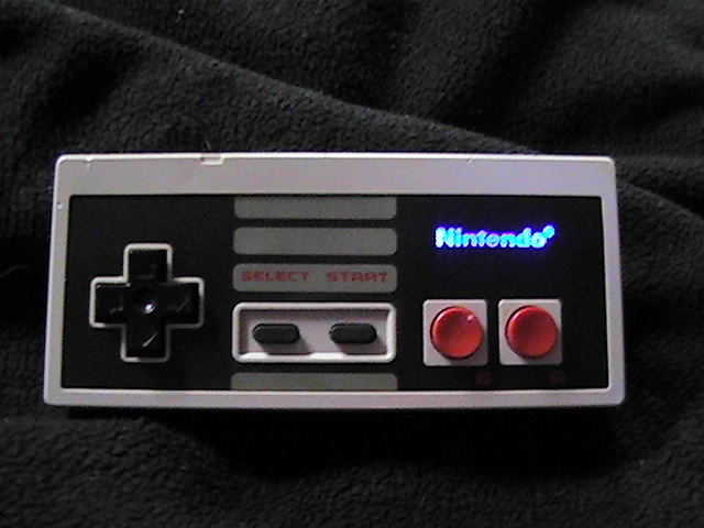 Nintendo Controller MP3, Version 2.0