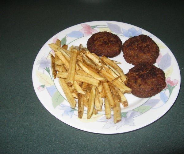 Deep Fried Carp Gefilte Fish