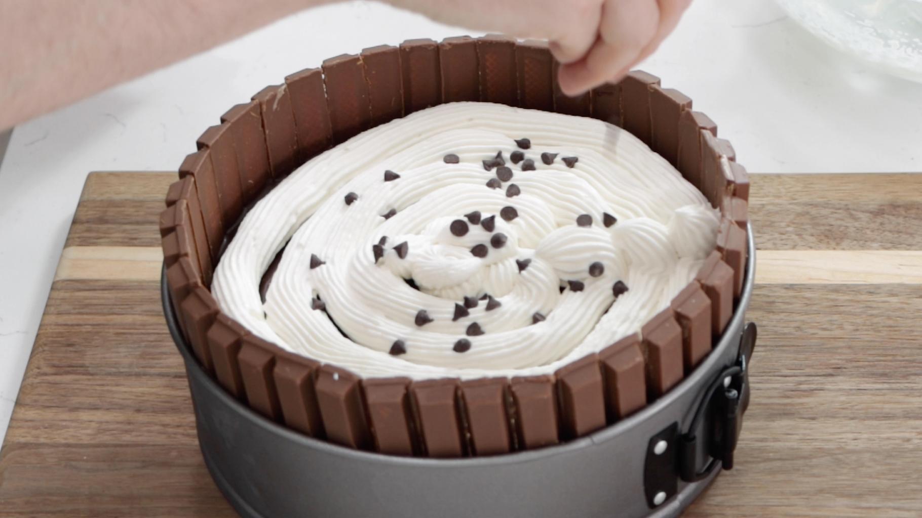 Finish the Cheesecake
