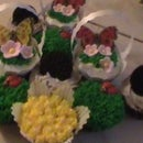 How to make Decorative Cupcakes