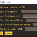 Twitter Bot Using Python