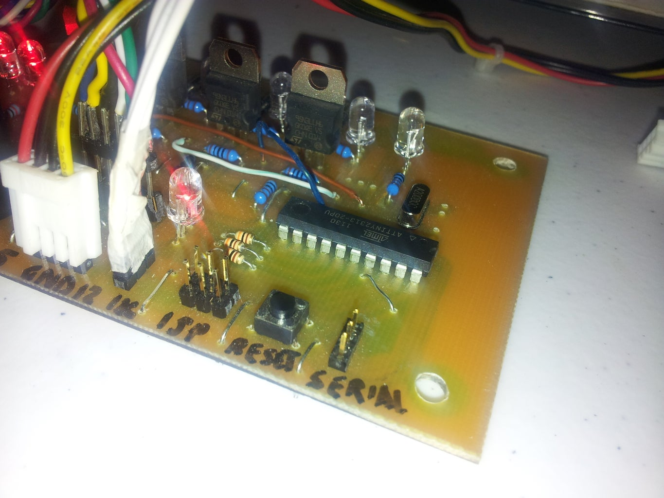 ATTiny USI I2C Introduction - a Powerful, Fast, and Convenient Communication Interface for Your ATTiny Projects!