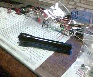 Joule Thief Flashlight Upgrade