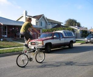 Building a Better Tall Bike