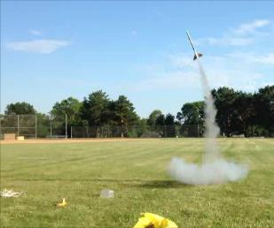 Remote Rocket Igniter