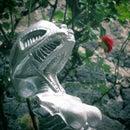 Alien Sculpture.
