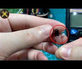 Simplest Way to Test IR LED - Including IR Emitter and IR Receiver LED
