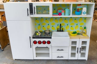 Play Kitchen With Farmhouse Sink 18 Steps With Pictures Instructables