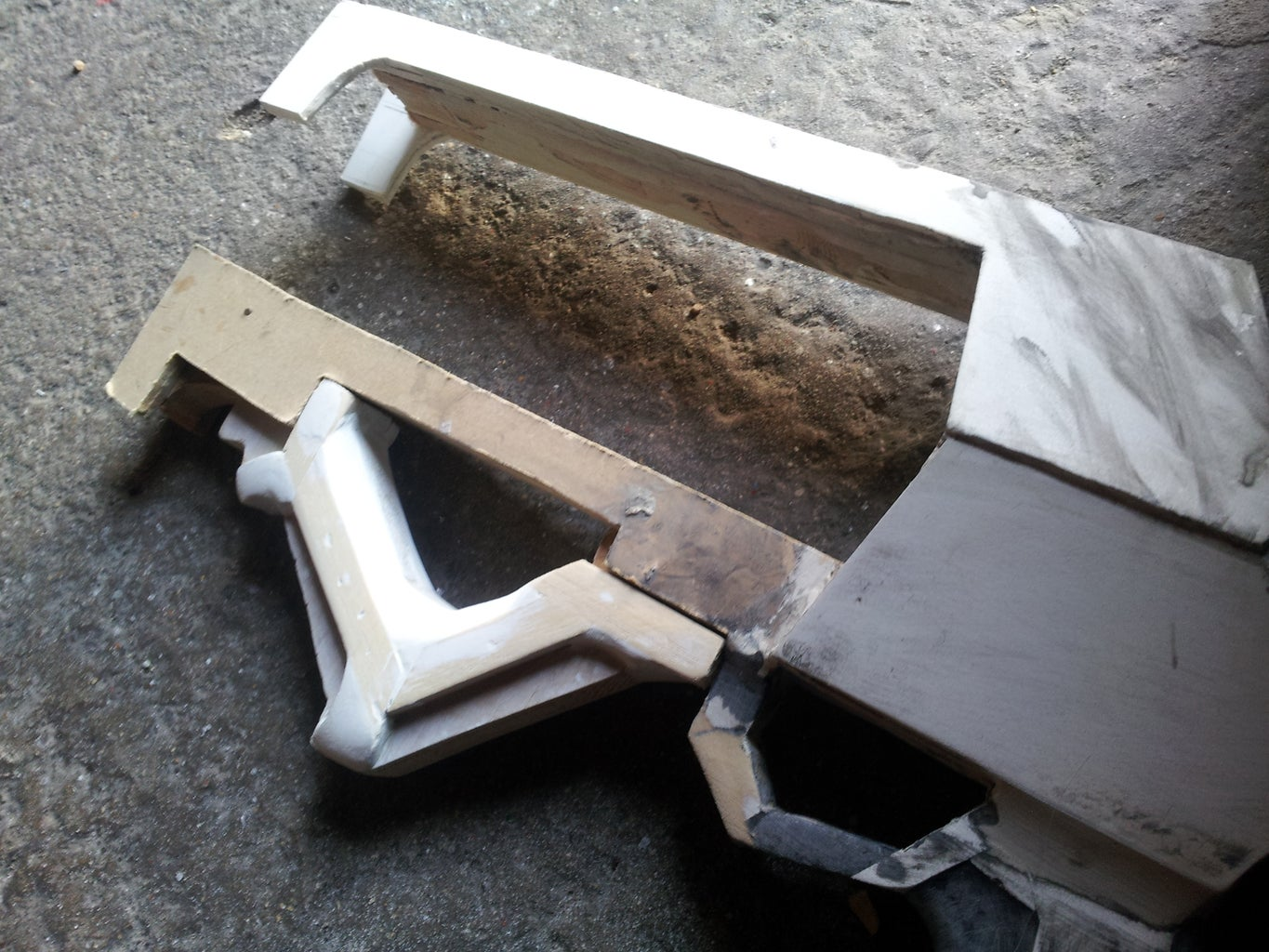 Front Handle