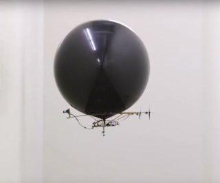 Miniature Autonomous Blimp