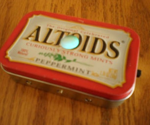 Any Color Under the Sun in an Altoids (R) Container