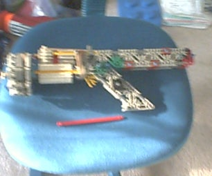 Br/Tr-8 Pistol (better Called the Bp/Tp-8)