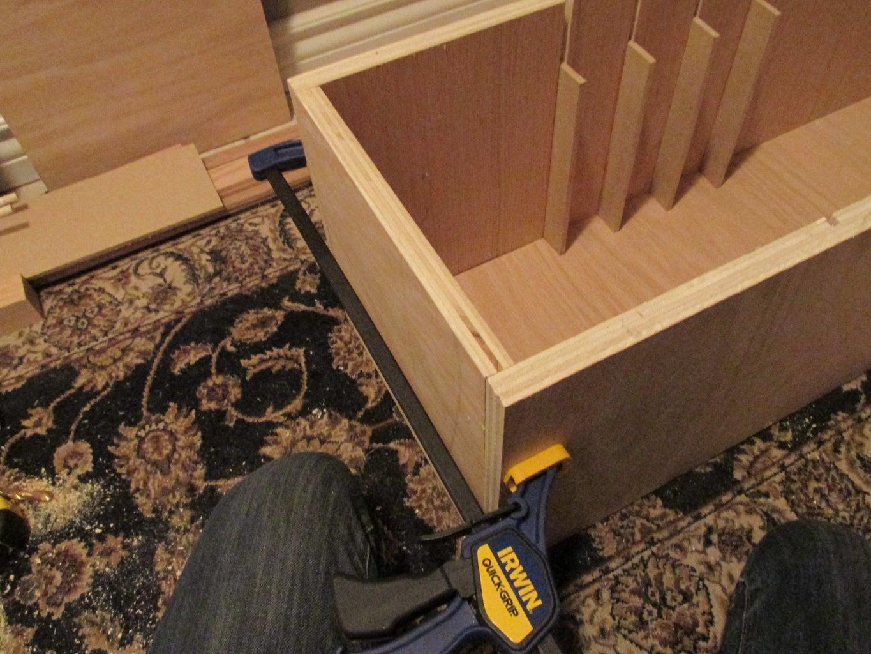 Assemble Main Box