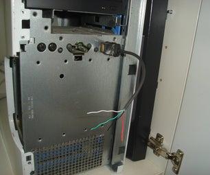 Broken USB Cable Flash Drive