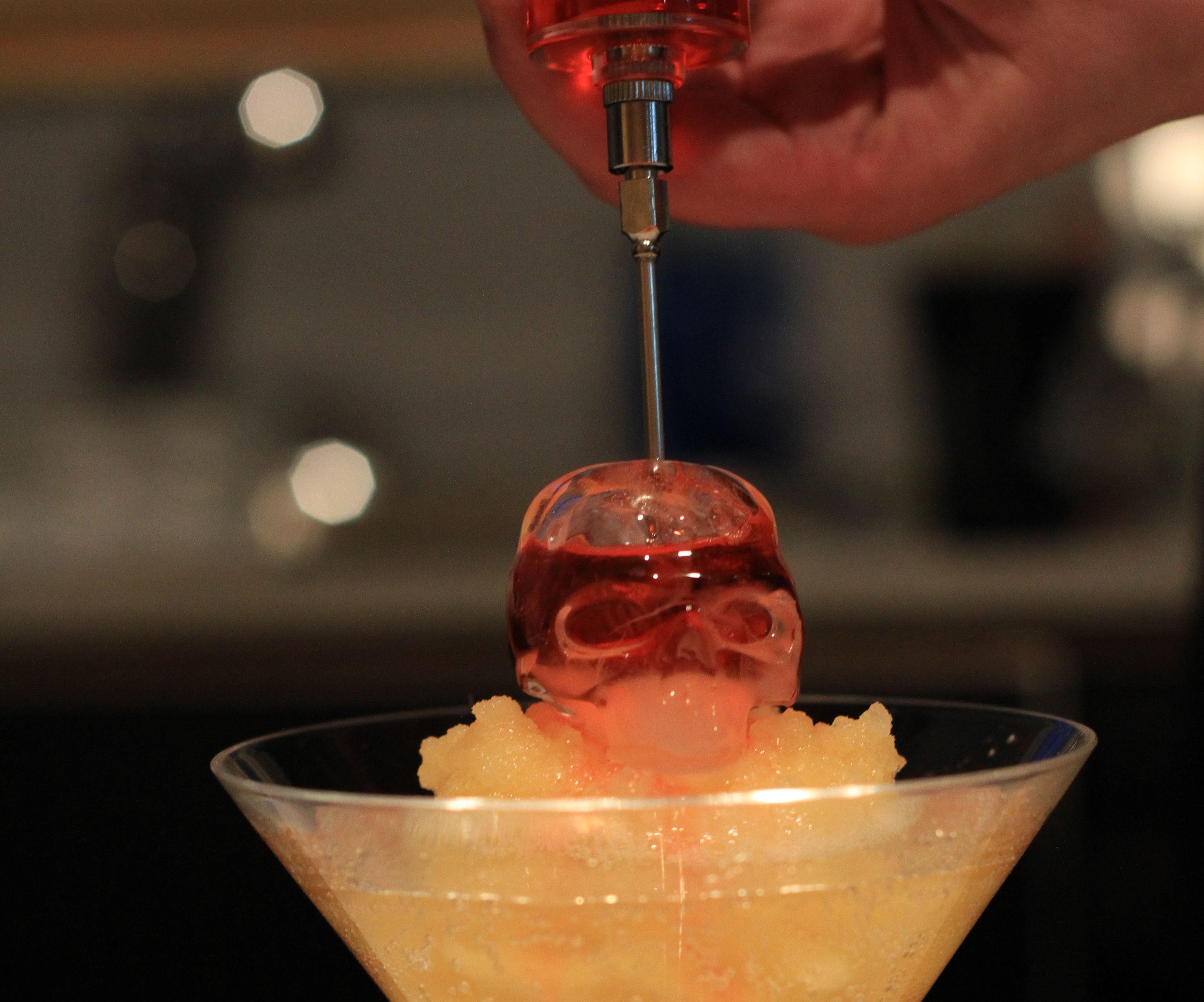 Sweet Peach Trepanation