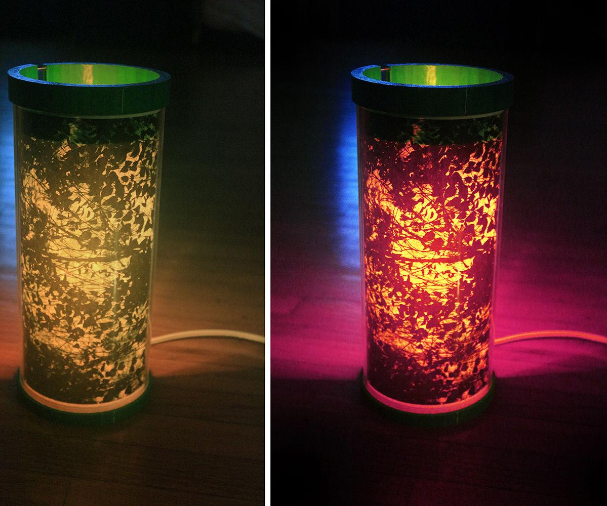 Vintage Look - Jungle Lantern