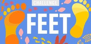 Feet Challenge