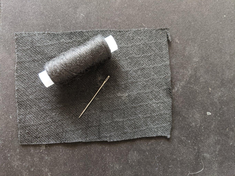 Sew a Pocket for the Sensor