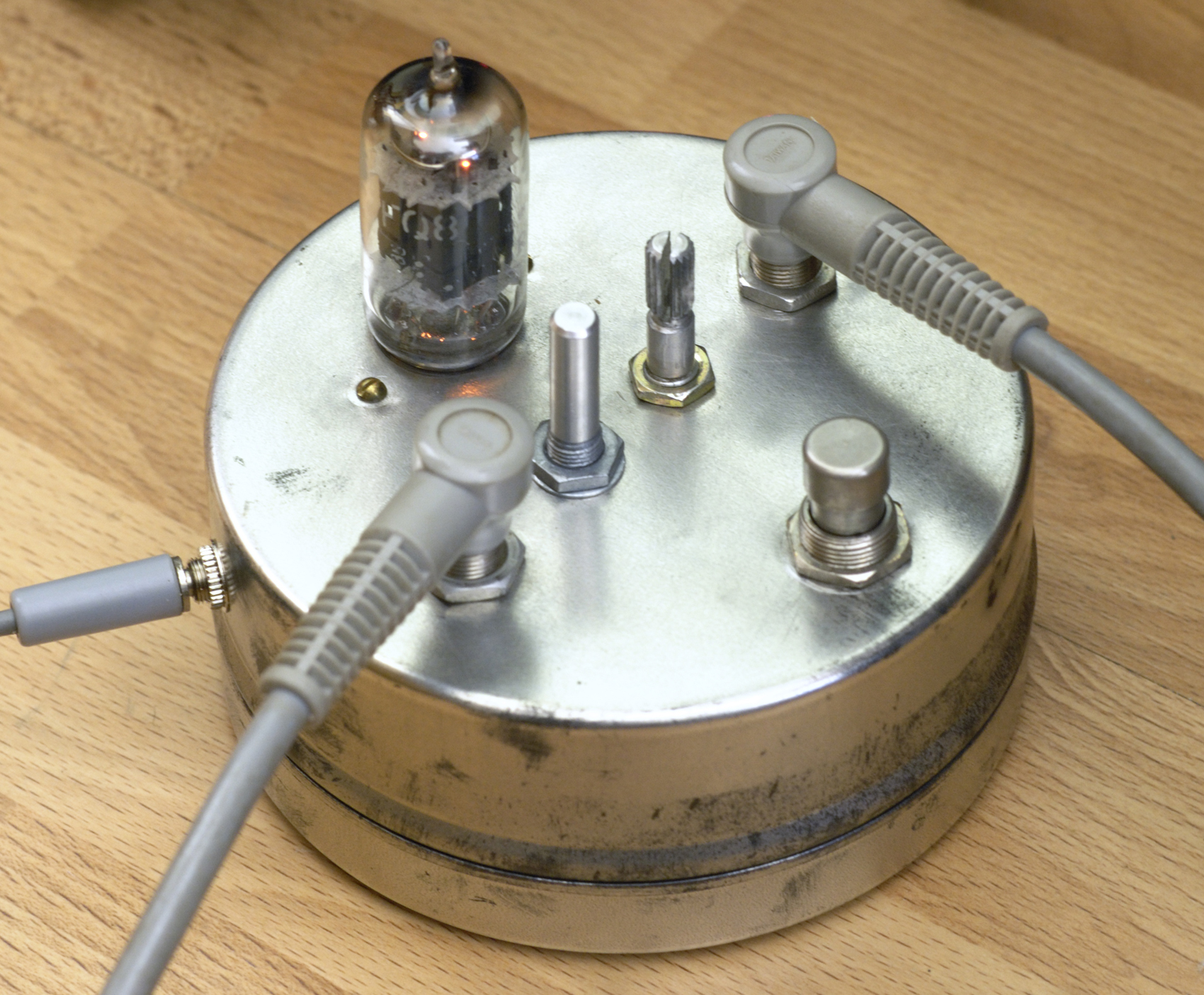 The ValveLiTzer: Low-voltage Tube Booster