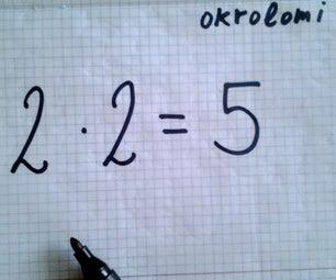 Mathematical Trick