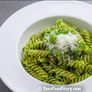 Pesto Pasta - Vegetarian Friendly