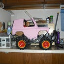 mighty bee's big sister barbie tonka